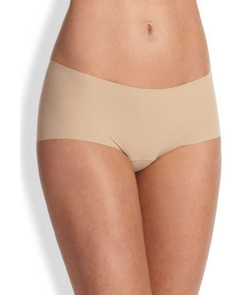 Hanky Panky bare boyshort in taupe