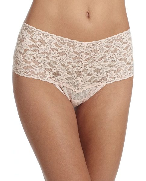 Hanky Panky retro thong in blisspink