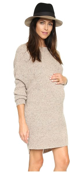 HATCH The agyness sweater dress - From HATCH, an effortless and versatile maternity...