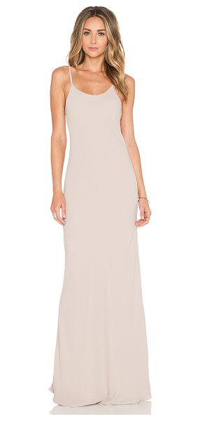 HELENA QUINN Celine slip dress - 80% poly 20% silk. Dry clean only. Fully lined....