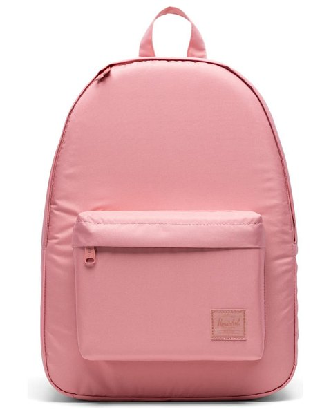 Herschel Supply Co. classic light backpack in pink