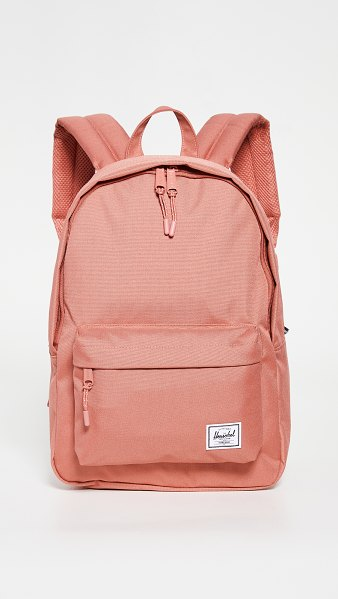 Herschel Supply Co. classic mid-volume backpack in dusty cedar