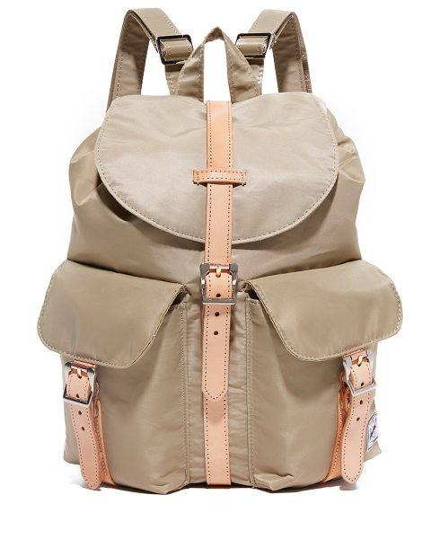 HERSCHEL SUPPLY CO. dawson backpack - A sturdy Herschel Supply Co. backpack. Magnetic,...