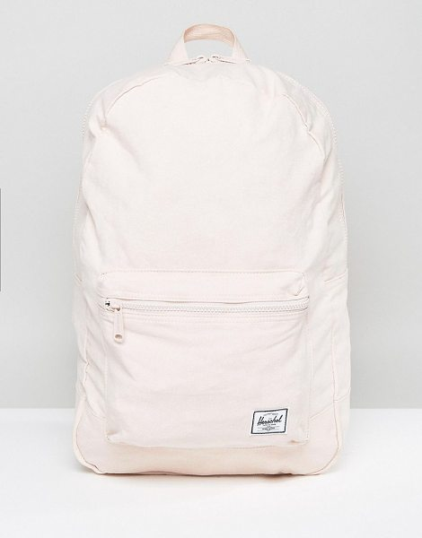 Herschel Supply Co. . Daypack in Pale Pink in pink - Backpack by Herschel Supply Co, Durable canvas outer,...
