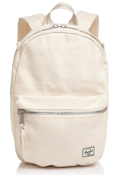 Herschel Supply Co. Lawson Backpack in natural/silver - Herschel Supply Co. Lawson Backpack-Handbags