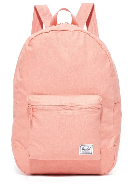 Herschel Supply Co. packable backpack in apricot blush - A lightweight Herschel Supply Co. backpack in pastel...