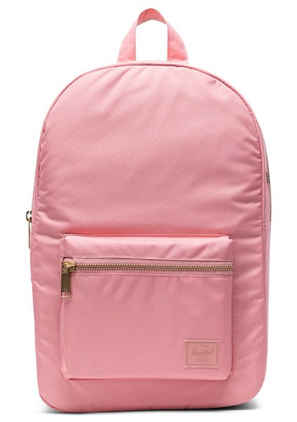Herschel Supply Co. settlement mid volume light backpack in pink