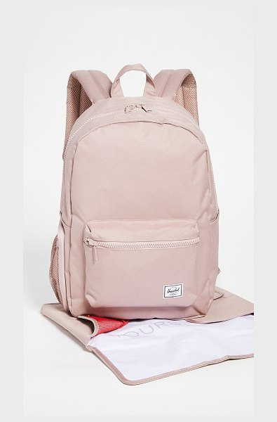 Herschel Supply Co. settlement sprout backpack in ash rose
