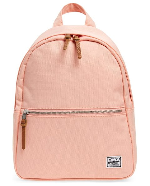 HERSCHEL SUPPLY CO. 'town' backpack - Uptown, downtown, all around town, this durable backpack...