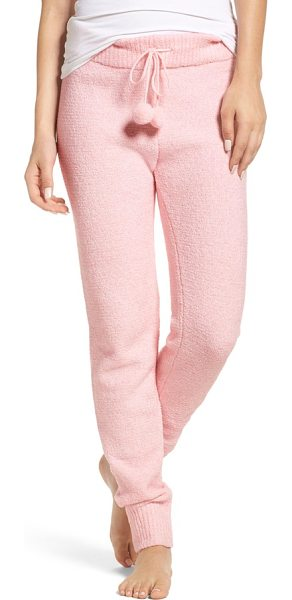 HONEYDEW INTIMATES marshmallow lounge jogger pants - Take a load off in these marshmallow-soft lounge joggers...