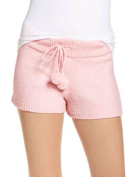 HONEYDEW INTIMATES marshmallow lounge shorts - Take a load off in these marshmallow-soft lounge shorts...