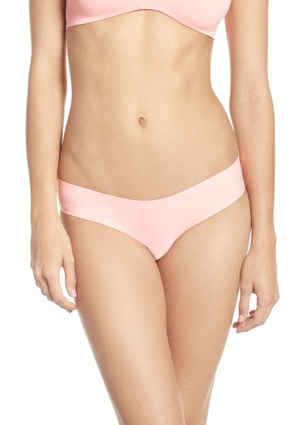 Honeydew Intimates skinz hipster briefs in electric peach - Silky-smooth hipster briefs boast a sleek, no-show fit.