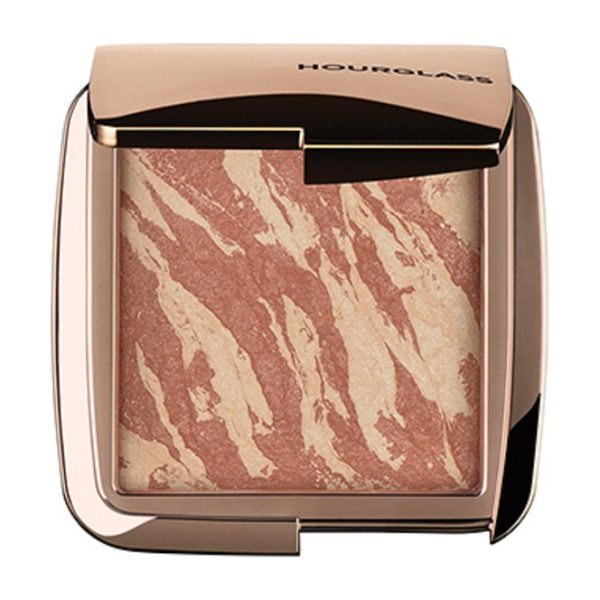 Hourglass ambient strobe lighting blush in brilliant nude