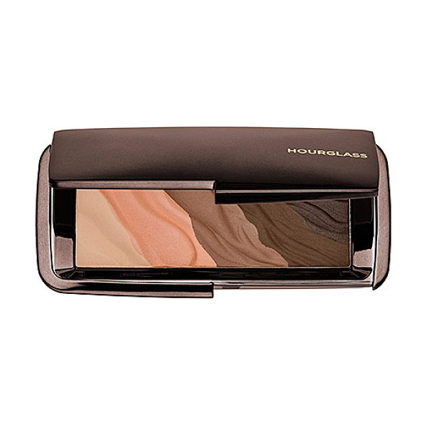 HOURGLASS modernist eyeshadow palette atmosphere (cool neutrals) - An artist-inspired eye shadow palette with seamless...