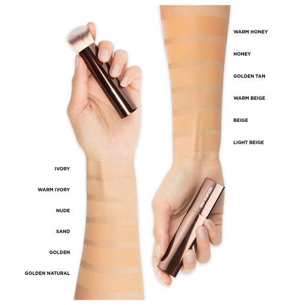 Hourglass vanish(tm) seamless finish foundation stick in light beige - What it is: A revolutionary foundation stick with the...