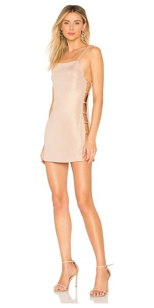 h:ours Giselle Dress in pink - Self: 95% poly 5% elastaneLining: 100% poly. Dry clean...