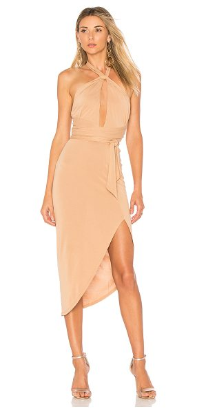House of Harlow 1960 x REVOLVE Loretta Dress in pink - Inspiring an undeniable 70s vibe, House of Harlow 1960's...