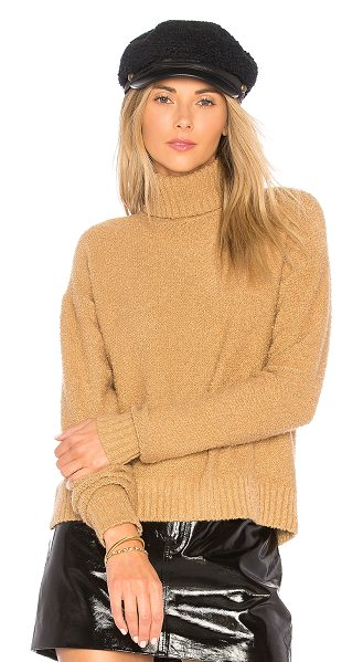 House of Harlow 1960 x REVOLVE Renee Pullover in tan
