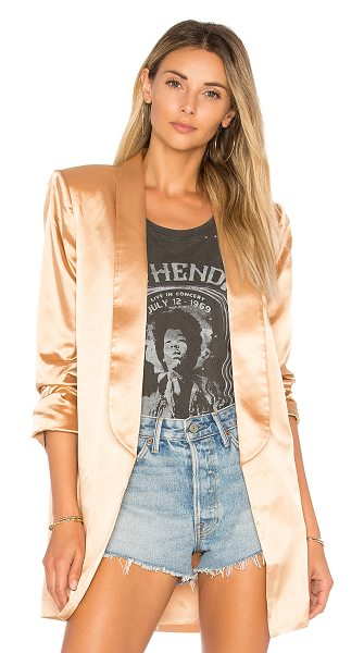 HOUSE OF HARLOW 1960 x REVOLVE Chloe Boyfriend Jacket - Self: 97% poly 3% spandexLining: 100% poly. Dry clean...