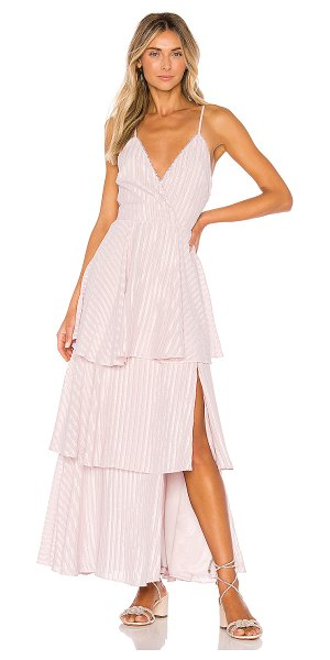 House of Harlow 1960 x revolve consuelo dress in mauve