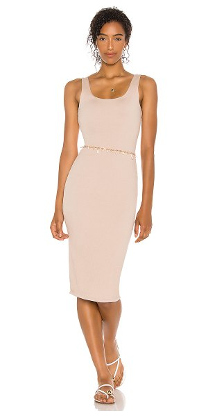 House of Harlow 1960 x revolve fatima dress in natural