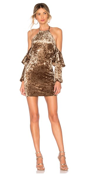 House of Harlow 1960 x revolve jo dress in toffee