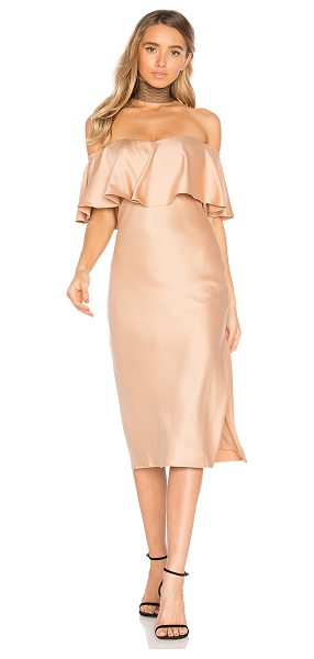 "HOUSE OF HARLOW 1960 x REVOLVE Newton Dress - ""100% poly. Hand wash cold. Fully lined. Elasticized..."