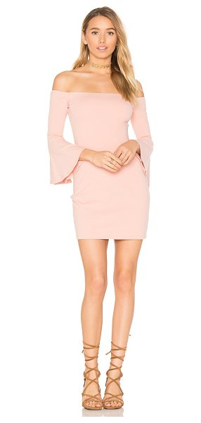 "House of Harlow 1960 x REVOLVE Skye Mini in pink - ""95% cotton 5% spandex. Dry clean only. Fully lined...."