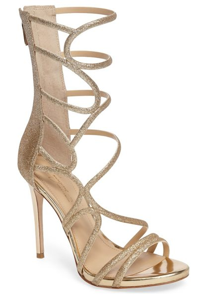 IMAGINE BY VINCE CAMUTO imagine vince camuto daisi sandal - Curvy straps loop and wind their way up the extended...