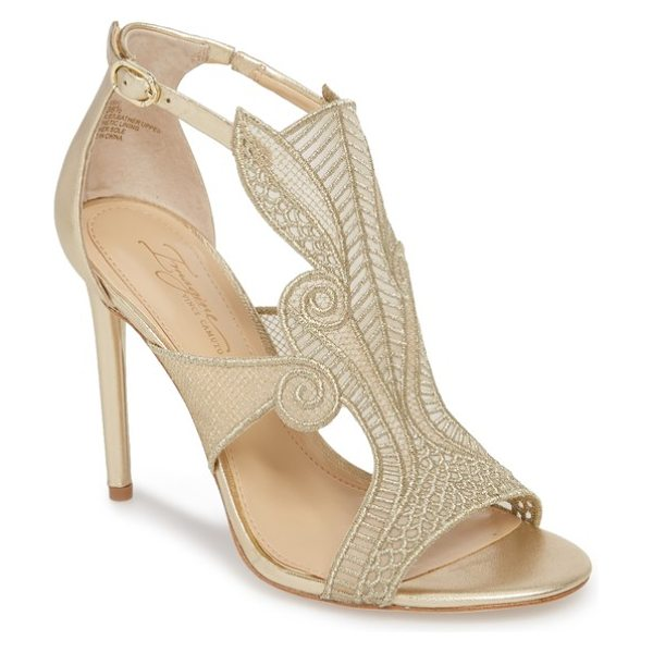 Imagine by Vince Camuto rashi sandal in metallic