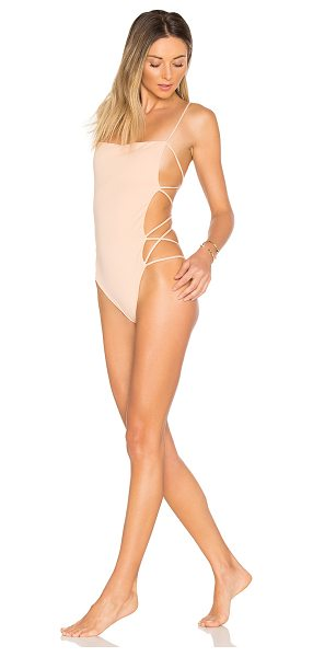 INDAH Axel One Piece - 80% polyamide 20% elastane. Hand wash cold. Stretch fit....