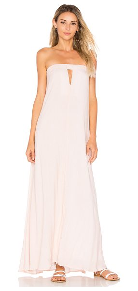 Indah Sail Dress in blush