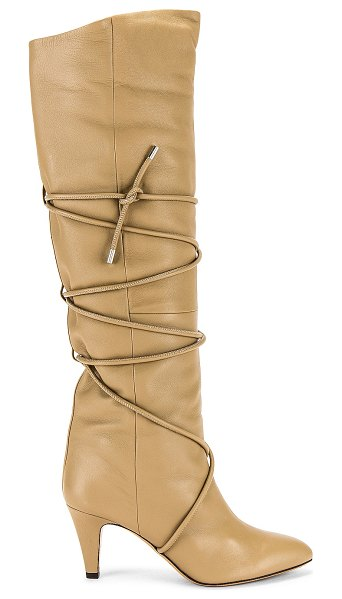 Isabel Marant lades boot in beige