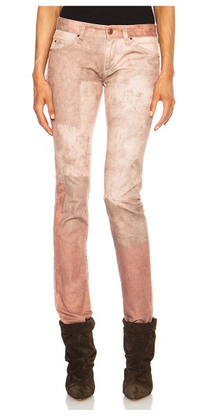 Isabel Marant Viktor poliakoff jean in pink - Self: 97% cotton 3% elastan - Lining: 100% cotton.  Made...