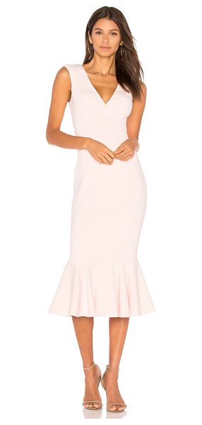 JAY GODFREY Vaughn Dress - 98% poly 2% spandex. Dry clean only. Fully lined....