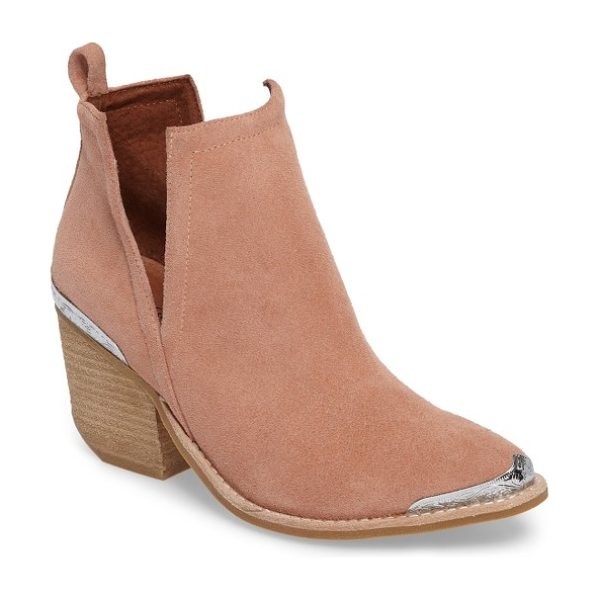 JEFFREY CAMPBELL cromwell cutout western boot - A daring take on the season's Western trend, this...