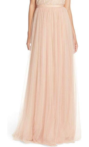 JENNY YOO 'arabella' tulle ballgown skirt - Romantic and ethereal, a voluminous skirt sweeps the...