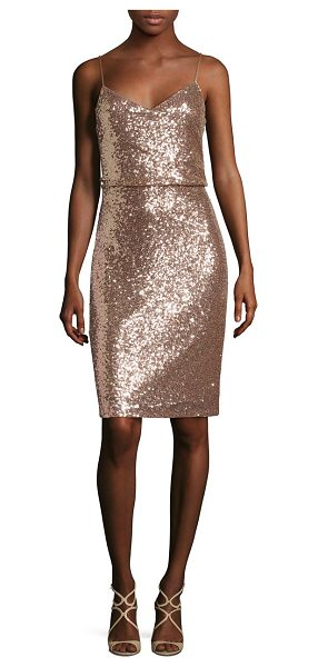 JENNY YOO emery sequin tulle dress - Exquisite sequin details update this beautiful...
