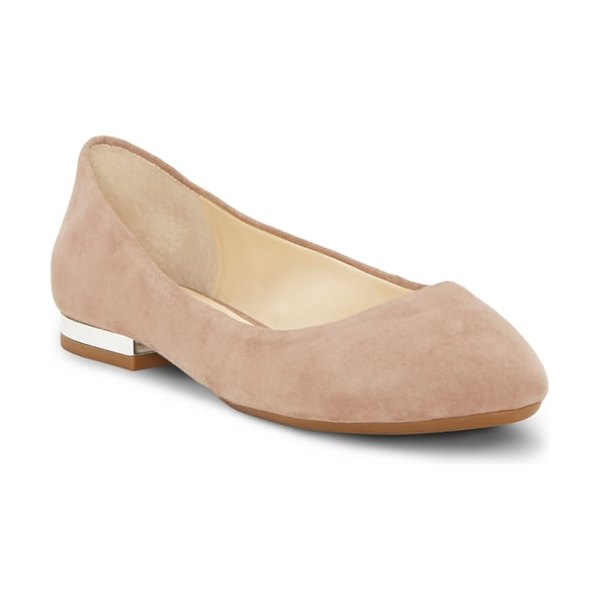 Jessica Simpson ginly ballet flat in brown