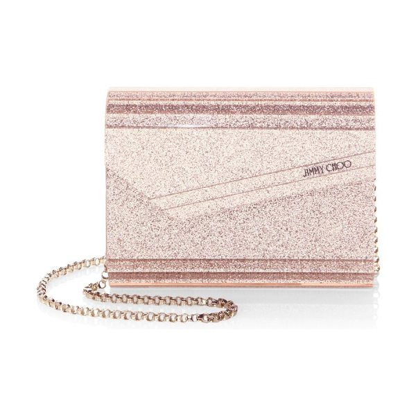 Jimmy Choo candy clutch in nude - This stunning clutch is perfect complement to any...
