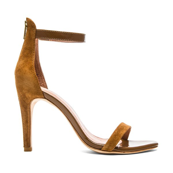 Joie Abbott heel in tan