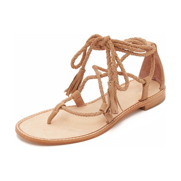 Joie Bailee sandals in buff