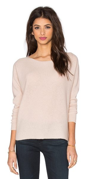 JOIE Eachann cable knit sweater - 100% cashmere. Dry clean only. Texturized front....