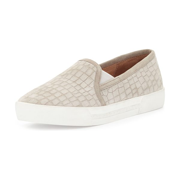JOIE HUXLEY SLIP ON SNEAKERS - Joie HUXLEY SLIP ON SNEAKERS