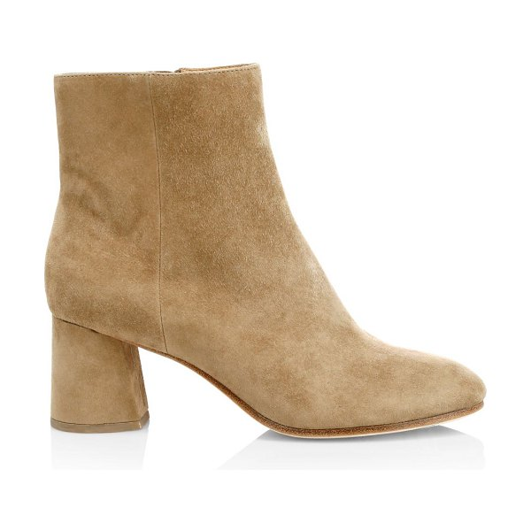 Joie rarly suede ankle boots in camel