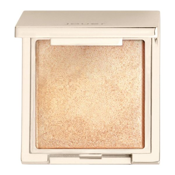 Jouer powder highlighter in skinny dip - What it is: A creamy powder highlighter that stays put...