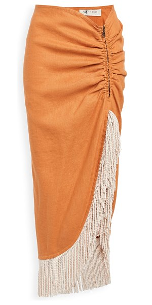 Just BEE Queen mallorca skirt in apricot