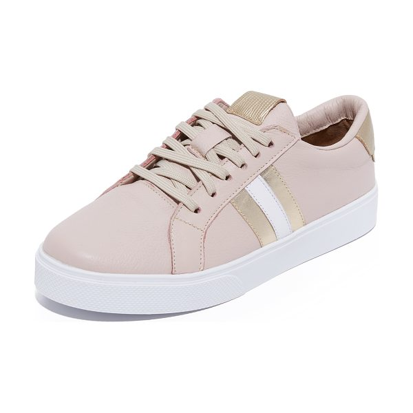 KAANAS tatacoa sneakers in blush