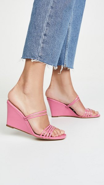 Kalda simon w slides in pink