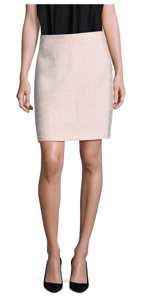 Kate Spade New York audree midi a-line skirt in rosedew - This mini skirt is cut in a flattering A-line shape....